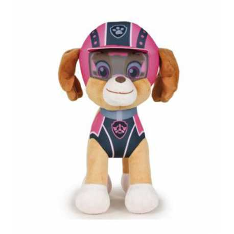PATRULLA CANINA - PAW PATROL - PELUCHE 28 CMS mssion soft