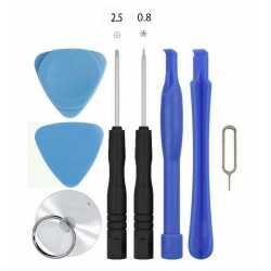 8 en 1 Kit de herramientas de reparación Para iPhone ipad ipod 3 4 4S 5 6 plus