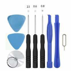 9 en 1 Kit de herramientas de reparación Para Abrir iPhone 7 ,8 ,7 plus, 8 plus