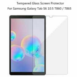 "Protector cristal tempaldo para SAMSUNG GALAXY TAB S6 10.5"" T860 T865"