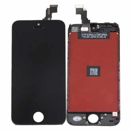 Pantalla Completa Display Retina Iphone 5S LCD Tactil NEGRA